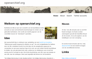openarchief_org_website